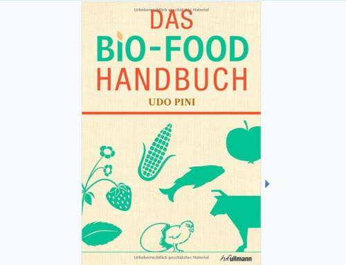 """Buchtipp – Alles über Bio-Lebensmittel im """"Bio-Food Handbuch"""""""