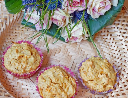 Rezept – Muffins zuckerfrei mit Süßkartoffel