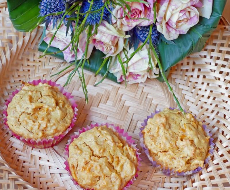 muffins zuckerfrei