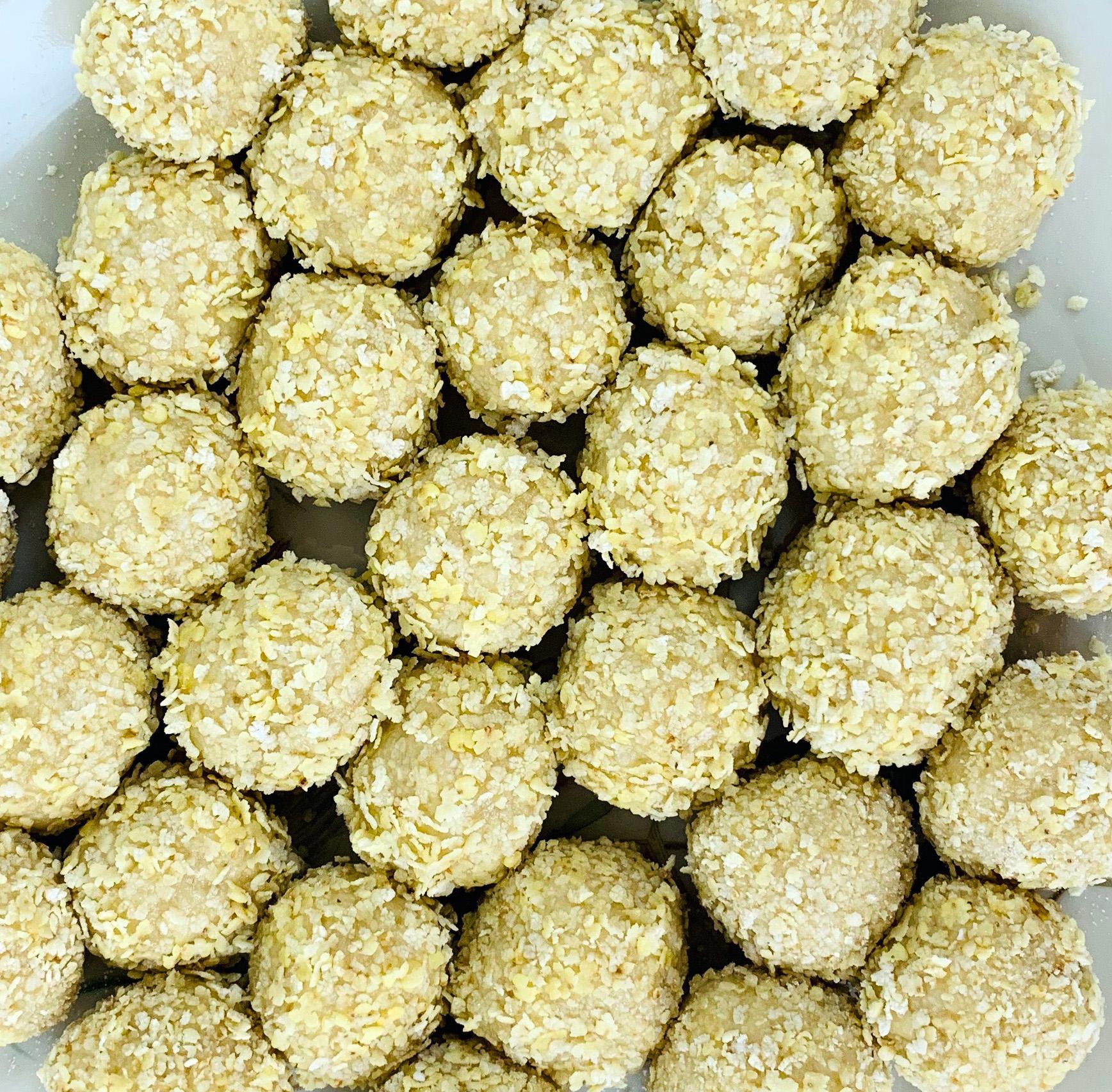 Cashew-Ingwer-Balls