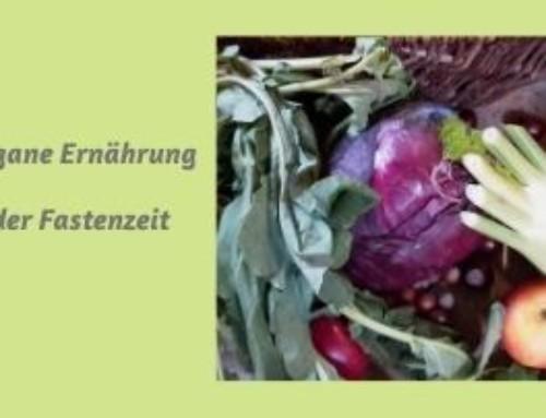 Vegane Ernährung in der Fastenzeit – Die Vorbereitung